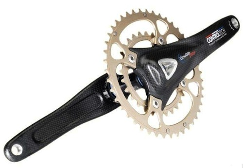 controltech double play carbon chainset
